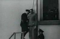 Karl Hermann Frank wurde öffentlich hingerichtet (Foto: YouTube, Public Domain)