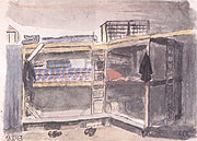 Unterkunft in Theresienstadt, Petr Ginz