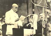 Т. Г. Масарик - сьезд легионеров, 1928 г.