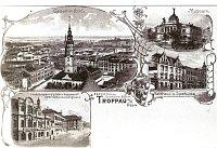 Troppau am Ende des 19. Jahrhunderts