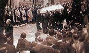Begräbnis von Jan Opletal