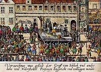 Los 27 líderes de la sublevación fueron ejecutados el 21 de junio de 1621