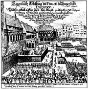 Poprava 27 českých  pánů (21. 6. 1621)