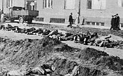 The massacre in Postoloprty in June 1945