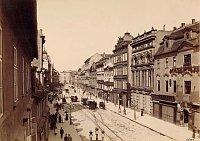 Praga en 1890
