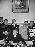 Le pacte Ribbentrop - Molotov