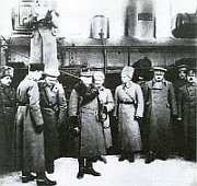 Milan Rastislav Štefánik à Iekaterinbourg en 1918