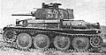 Tank Praga LT-38