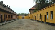 The concentration camp in Terezin