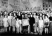 Opera Brundibár v Terezíně v roce 1944