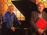 Murry Sidlin and Edgar Krasa, photo: www.murrysidlin-illuminations.com