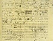 Chopins Handschrift
