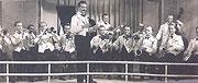 R.A. Dvorsky und Melody Boys