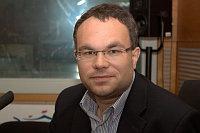 David Mareček (Foto: Jan Sklenář, Archiv des Tschechischen Rundfunks)