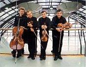 Le Quatuor Pražák