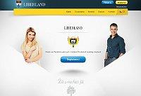 Сайт Либерленда (Фото: liberland.org)