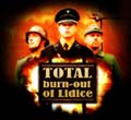 'Total burn-out of Lidice'