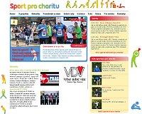 """Portal """"Sport pro charitu"""""""