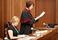 Státní zástupkyně Brigita Bílková (Foto: ISIFA/Lidové noviny, Tomáš Hájek)