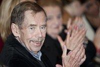 Václav Havel, photo: ISIFA/Lidové noviny, Tomáš Krist