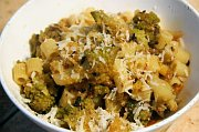 Pasta with broccoli, illustrative photo
