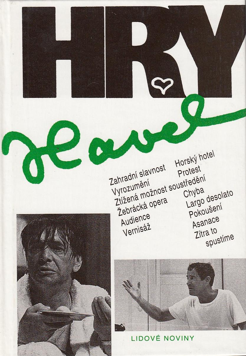 Das dramatische Werk Vaclav Havels