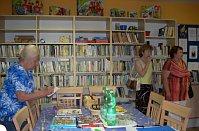 La bibliothèque de la commune de Petrůvky