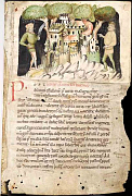 Budyšínský copy of the Cosmas' Chronicle