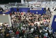 Buchmesse in Leipzig