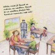 Z knihy Maminka ve vězení