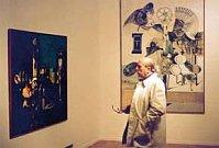 Výstava Josefa Šímy, repro zknihy Museum