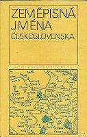 Lexikon der geographischen Namen der Tschechoslowakei