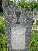Hroby evangelických Čechů na alexandrovském hřbitově