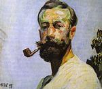František Kupka, Autoportrét