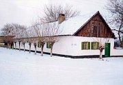 Typické české stavení (dům manželů Stančevových)