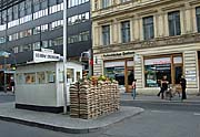 Checkpoint Charlie und das Tschechische Zentrum Berlin