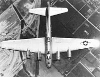 B-17G bomber, photo: U.S. Air Force, Public Domain