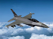 Avión F-16