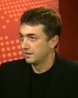 Jaroslav Cír, photo: Czech Television