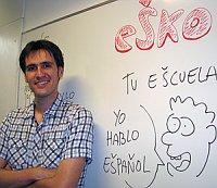 Carlos Ferrer, foto: Archivo de eŠko