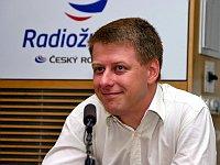 Tomáš Prouza (Foto: Anna Duchková, Archiv des Tschechischen Rundfunks)