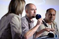 Ředitel Agentury pro začleňování v romských lokalitách Martin Šimáček (Foto: Khalil Baalbaki)