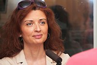 Monika Šimůnková, zmocněnkyně pro lidská práva (Foto: Alžběta Švarcová)