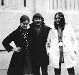 Ярмила Галамкова (чешская жена Енгибарова), Леонид и Пегги Суха