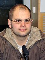 Daniel Hůle, photo: Šárka Ševčíková, Czech Radio