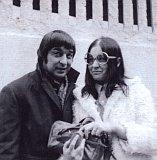 Леонид Енгибаров и Пегги Суха
