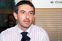 David Marek, photo: Šárka Ševčíková