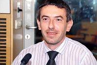 David Marek (Foto: Šárka Ševčíková, Archiv des Tschechischen Rundfunks)