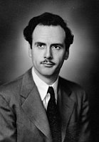 Marshall McLuhan, photo: Wikimedia Free Domain