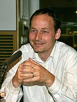 Jiří František Potužník, photo: Alžběta Švarcová